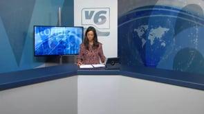 Informativo Visión 6 Televisión 17 octubre 2019