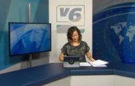 Informativo Visión 6 Televisión 8 de octubre 2019