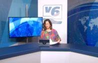 Informativo Visión 6 Televisión 11 octubre 2019