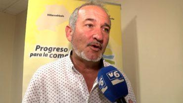 Juan Manuel Vandelvira, presidente de la asociación para el Desarrollo Integral Mancha Júcar-Centro