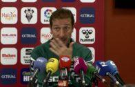 Ramis prepara ya el partido contra el Alcorcón
