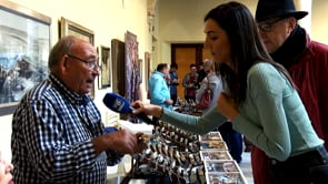 A Pie de Calle Reportaje Feria Cuchillería 20 de noviembre 2019