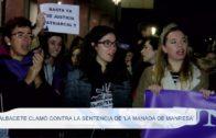 Albacete clamó contra la sentencia de 'La Manada de Manresa'