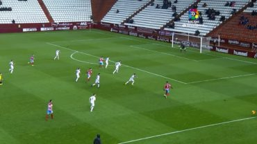 El Albacete se impone en el juego pero cae ante el Lugo (0-1)