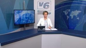 Informativo Visión 6 Televisión 6 de Noviembre 2019
