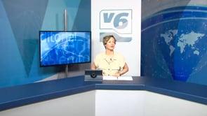 Informativo Visión 6 Televisión 8 de noviembre 2019