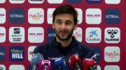 Iván Kecojevic está listo para formar parte del 11