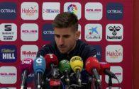 Ojeda: «La efectividad goleadora hay que mejorarla»
