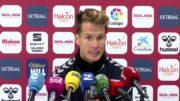 Rei Manaj sigue gafado con el Albacete Balompié