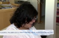 'Alegría', palabra de Gloria Fuertes  en el Auditorio Municipal