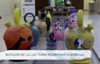 'Botijos de la Luz' para regresar a Senegal