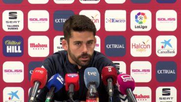 El Albacete Balompié decidido a sacar puntos del estadio de Vallecas