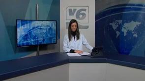 Informativo Visión 6 Televisión 7 diciembre 2019