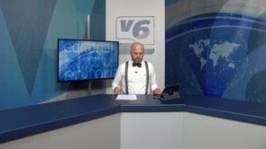 Informativo Visión 6 Televisión 9 diciembre 2019