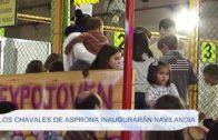 Los chavales de Asprona inaugurarán Navilandia