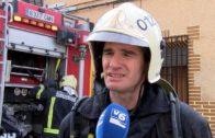 Solidaridad en Pozo Cañada tras el incendio de una vivienda