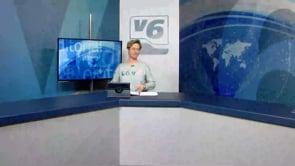 Informativo Visión 6 Televisión 15 enero 2019
