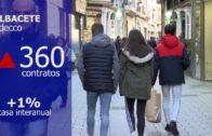 La campaña de rebajas genera unos 360 contratos en Albacete