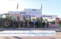 ACOFAMA apoya al sector agrícola con paros en sus concesionarios
