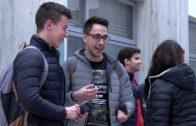 Pablo Carbonell homenajea a Cuerda en el pregón del Carnaval