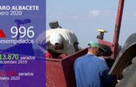 Mal comienzo de año para el empleo, 996 parados más en la capital