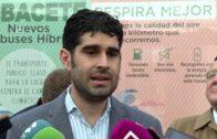 Albacete «respira» mejor con estos 10 nuevos autobuses híbridos