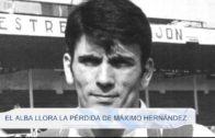 El Alba llora la pérdida de Máximo Hernandez