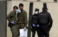 La Brigada Paracaidista de nuevo en Albacete como apoyo para los agentes