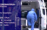 958 sanitarios en aislamiento domiciliario y 3.771 positivos en Albacete