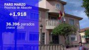Casi 2.000 parados más en la provincia de Albacete