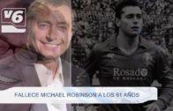 Fallece Michael Robinson a los 61 años