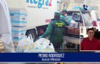 Peñascosa muestra su compromiso en la lucha contra el Covid-19