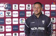 Acuña: «Me gustaría retirarme en el Alba»