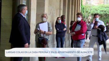 El Ayuntamiento de Albacete abre la «ventanilla» de atención al público