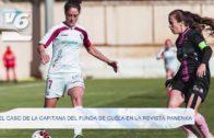 El caso de la capitana del Fundación Albacete se cuela en la revista Panenka