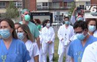 Los temporeros sin coronavirus, en el IES Andrés de Vandelvira y en el pabellón Jorge Juan