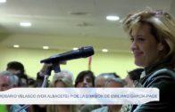 Rosario Velasco, de Vox Albacete, pide la dimisión de Emiliano García-Page