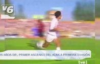 29 años del primer ascenso del Alba a Primera División