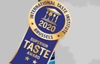 Aquadeus obtiene dos estrellas en los Superior Taste Awards