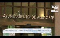 Tres trabajadores del Ayuntamiento en cuarentena tras un positivo