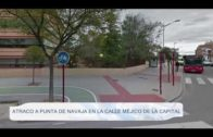 Atraco a punta de navaja en la calle Méjico de Albacete capital