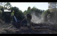 Incendio este domingo en Las Mariquillas