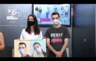Nueva campaña en Albacete para concienciar a los jóvenes sobre el uso de la mascarilla