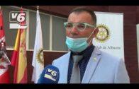 Relevo en la presidencia del Rotary Club Albacete