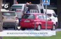 86 nuevos positivos hoy en Albacete