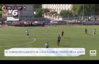 El Fundación Albacete se lleva el Trofeo de la Junta