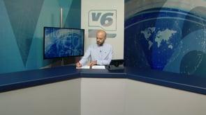 Informativo Visión 6 Televisión 23 de octubre 2020