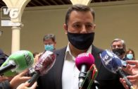 Manuel Serrano presenta su candidatura «rodeado de un equipo sin complejos»