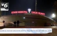 Muere Carlos Belmonte, hijo del arquitecto del estadio