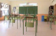 Nueva aula confinada en Albacete Capital